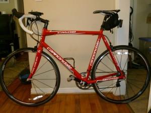 Cannondale CAAD 9 4 Road Bike